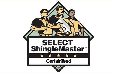 Select ShingleMaster CertainTeed