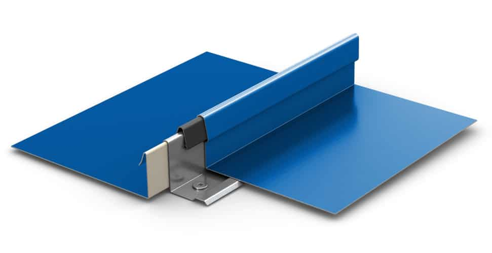 Standing Seam Metal Roof Cee-Lock Panel