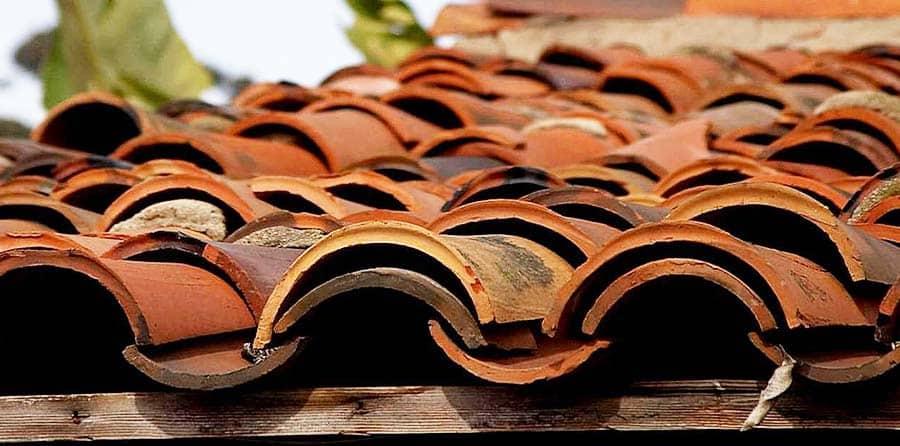 Mission Roof Tiles