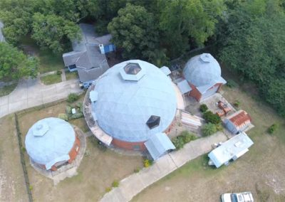 Geodesic Shingles Roofing