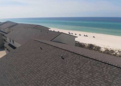 Asphalt Shingles Roofing After Restoration