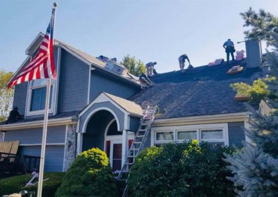 Residential Roofing Repair Gallery