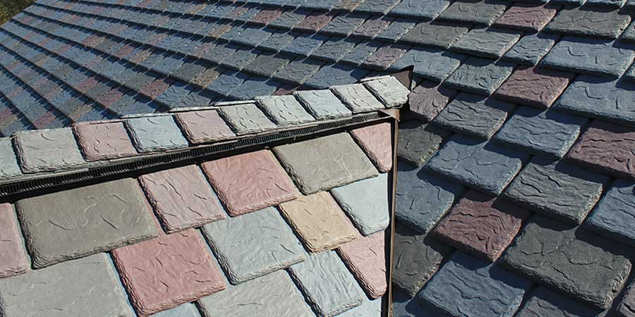 Composite Slate Roof Tile