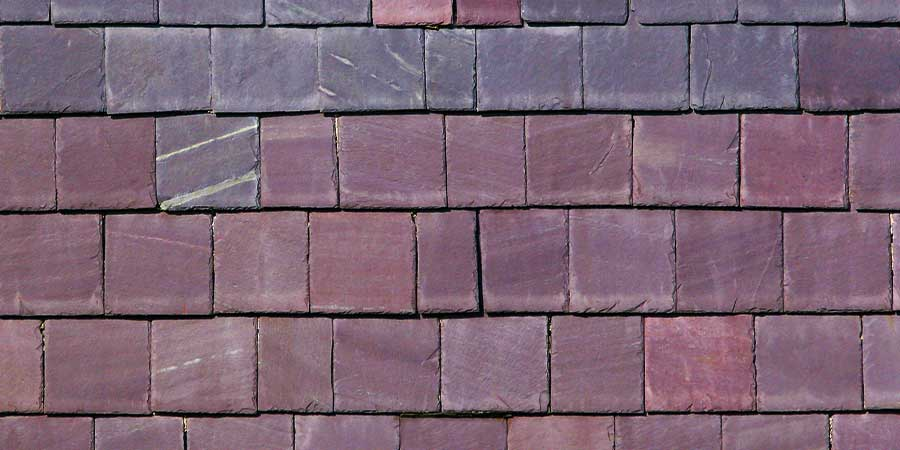 Colored Roof Slate