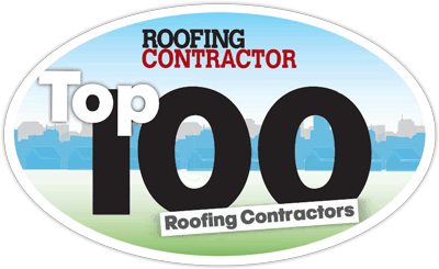Ranked Top 100 Roofing Contractor