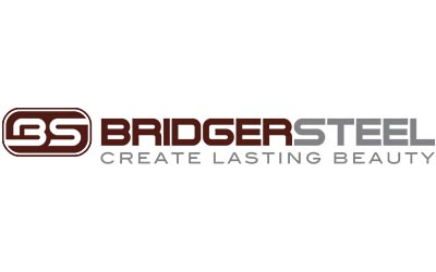 Bridger Steel Create Lasting Beauty