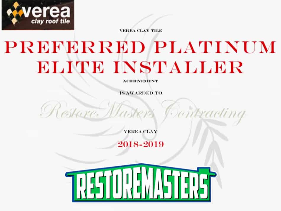 Preferred Platinum Elite Installer Certification